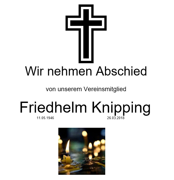 Abschied F Knipping